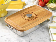Load image into Gallery viewer, Lagostina Heritage Collection Lasagne Cooking Dish - Made in Italy