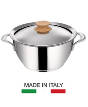 Load image into Gallery viewer, Lagostina Heritage Collection Polenta Stew Pot - Made in Italy