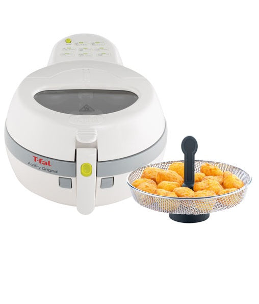 T-fal FZ712150 ActiFry Original Air Fryer with BONUS Snacking Accessory, 1kg