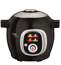 Load image into Gallery viewer, T-fal CY7018CA Electric Pressure Cooker Cook4Me 6L BLK