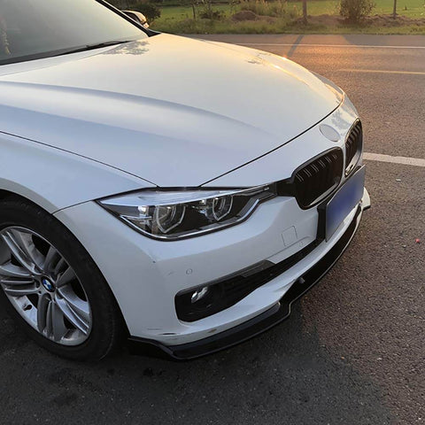 NINTE Front lip for BMW F30 detail