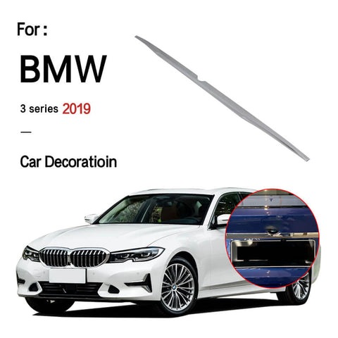 NINTE BMW rear strip trim