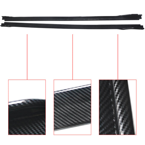 Camry Side Skirts from NINTE