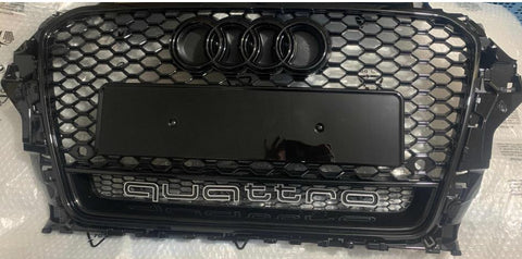 NINTE Grille for Audi A3 RS3 Style