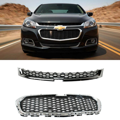 NINTE Grille cover for Chevy Malibu 2014-2016