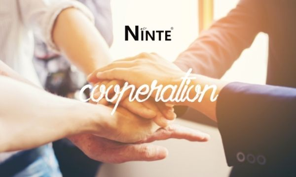 Cooperate with NINTE