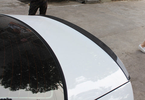 NINTE Rear Spoiler for Audi A3 S3 RS3 Sedan 2013-2019