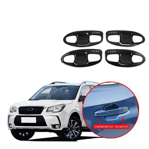 Door Handle Bowl Cover For Subaru Forester 2019 NINTE - NINTE