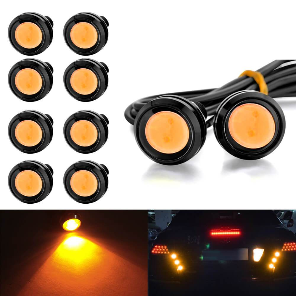 NINTE double layer 23mm Lens LED light amber