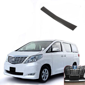 NINTE car auto cover styling front head bumper trim For Toyota Alphard 2018 - NINTE