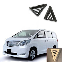 Load image into Gallery viewer, NINTE TOYOTA Alphard 2015-2018 2 PCS Left Drive Car Inner Front Air Outlet Vent Cover - NINTE