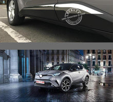 Load image into Gallery viewer, Toyota C-HR 2016-2018 ABS Chrome Door Body Side Trim Cover - NINTE