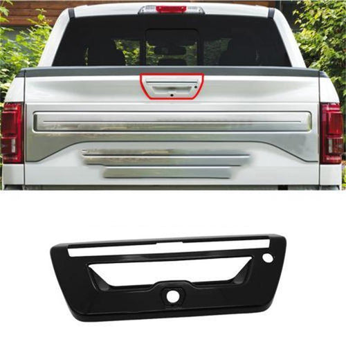 NINTE Rear Trunk Tailgate Handle Bowl Cover Trim For Ford F150 2015-2017 - NINTE