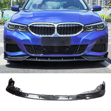 Load image into Gallery viewer, NINTE BMW G20 G28 3 Series M Sport 3PCS Painted Front Bumper Lip Spoiler - NINTE