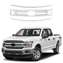 Load image into Gallery viewer, NINTE Ford F150 XL/XLT/LARIA 2018-2020 Chrome Grille Overlays - NINTE