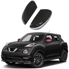 Load image into Gallery viewer, NINTE Nissan Juke 2015-2017 &Rogue 2014-2018 & Murano 2015-2018 & Pathfinder 2017-2018 Gloss Black Mirror Covers W/ Turn Signal hole - NINTE