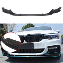 Load image into Gallery viewer, Ninte BMW 5 Series 2017-2020 Gloss Black G30 MP Style Front Bumper Lip Spoiler - NINTE