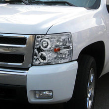 Load image into Gallery viewer, NINTE Headlight For Chevy 07-14 Silverado 1500 2500 3500