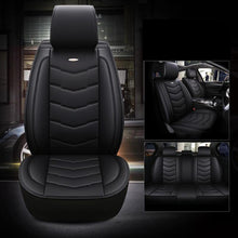 Load image into Gallery viewer, NINTE Universal 5 Seats Luxury Leather Seat Cover Full Set Interior Protector Cushion