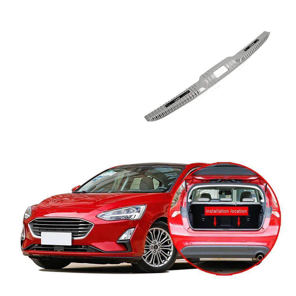 Ninte Trunk Sill Plate For Ford Focus Hatchback 2019