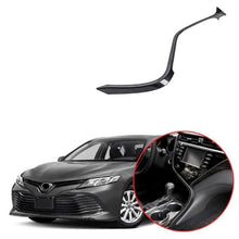 Load image into Gallery viewer, Ninte Toyota 8th Camry 2018-2019 Carbon Fiber Central Control Decoration Strip Stickers - NINTE