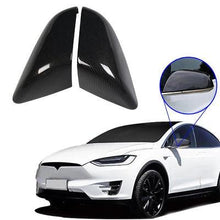 Load image into Gallery viewer, NINTE Tesla Model X 2016-2018  Model S 2014-2018 ABS Carbon Fiber Mirror Covers - NINTE