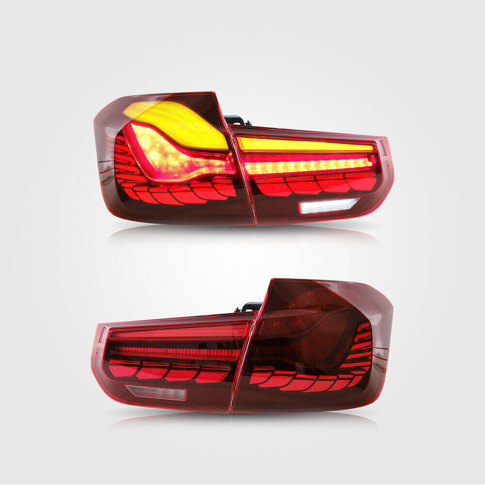 NINTE Taillights For BMW 3 Series F30 2012-2015