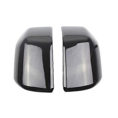 NINTE Ford F150 2015-2019 Gloss Black Overlay Trim Non-Tow Mirror Covers - NINTE