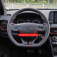 Laden Sie das Bild in den Galerie-Viewer, Ninte Hyundai Encino Kauai Kona 2017-2020 SUV Steering Wheel Button Frame - NINTE