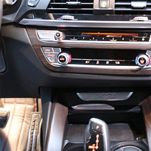 Laden Sie das Bild in den Galerie-Viewer, Ninte BMW X3 G01 2017-2019 Interior Control CD Panel Cover - NINTE