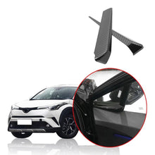 Load image into Gallery viewer, Toyota CHR 2016-2018 Interior Front Door Window A-Pillar Cover Trim Triangle Sticker - NINTE