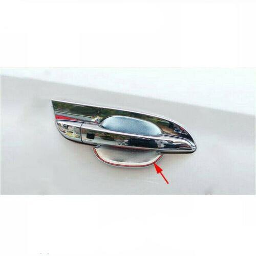 For Hyundai Tucson 2016-2020 External Door Handle Bowl Cover Trim  4pcs ABS - NINTE