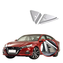 Load image into Gallery viewer, Ninte Nissan Altima 2019 Interior Accessories Car A Pillar Decorative Front Window Cover Sticker ABS Matte - NINTE