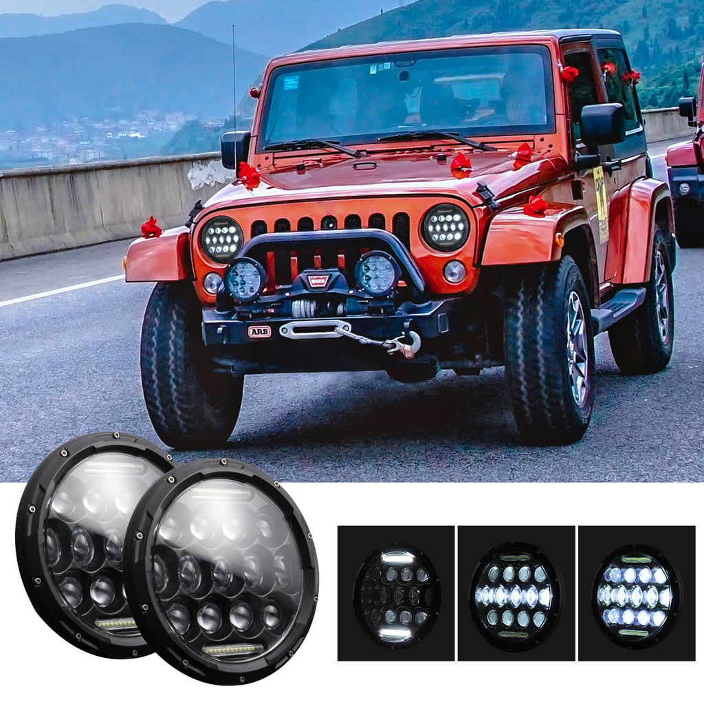 NINTE angel eye headlights 280W