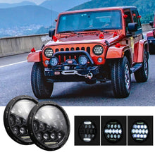Load image into Gallery viewer, NINTE angel eye headlights 280W