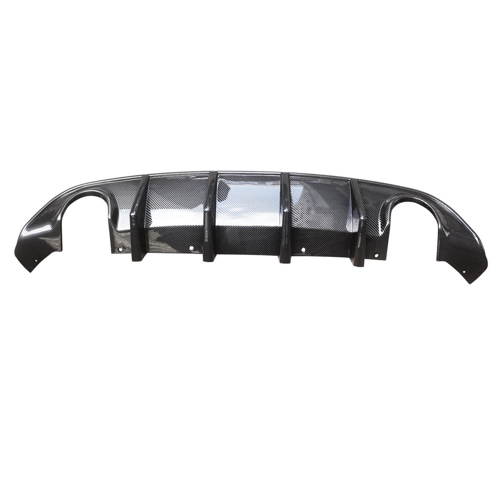 NINTE Rear Diffuser For 2015-2020 Dodge Charger SRT