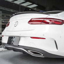 Load image into Gallery viewer, NINTE Mercedes Benz W238 E Class 2 Door Coupe 2016-2020 Carbon Fiber Coating Rear Trunk Wing - NINTE