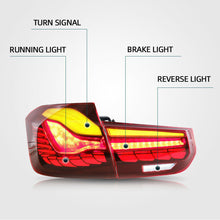 Load image into Gallery viewer, NINTE Taillights For BMW 3 Series F30 2012-2015