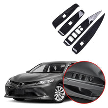 Load image into Gallery viewer, Toyota Camry 2018-2020 ABS Door Window Lift Switch Button Cover Trim Panel - NINTE