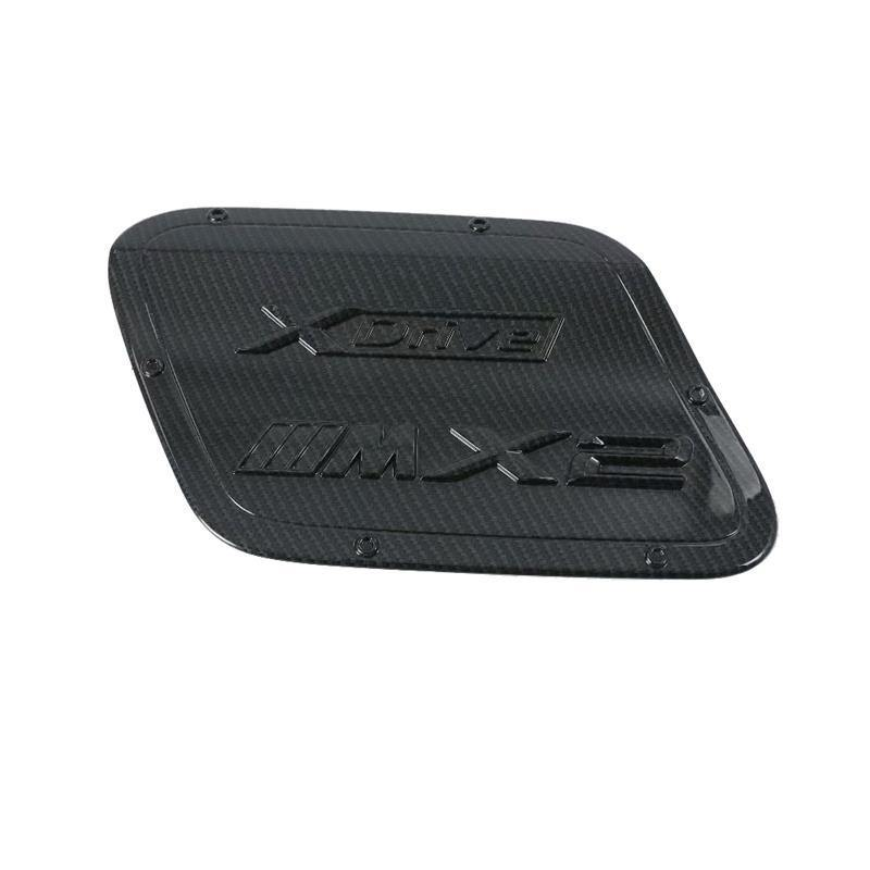 Ninte BMW X2 2018 Oil Fuel Tank Cap Sequins Covers Stickers External Decoration - NINTE