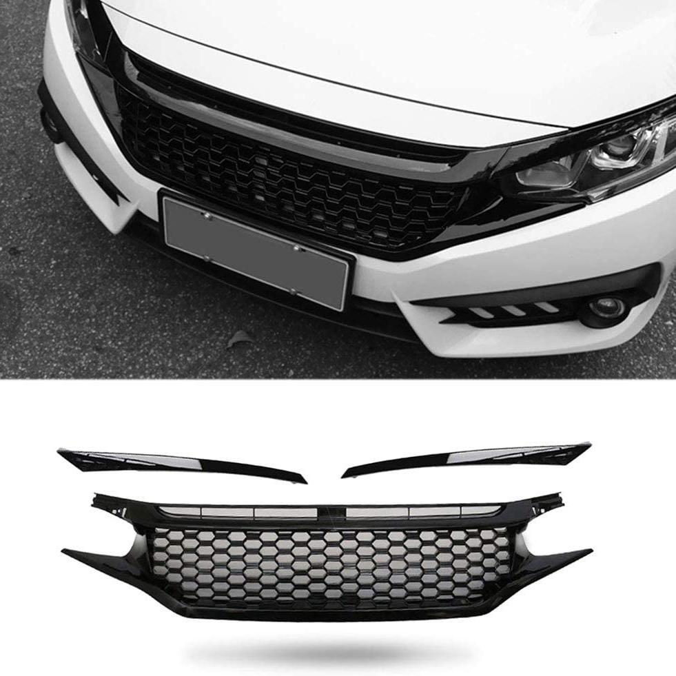 Front Mesh Grille & Eye Brows - NINTE