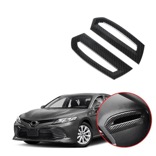 NINTE Inner Side Air Vent Outlet Cover Trim For Toyota Camry 2018-2019 - NINTE