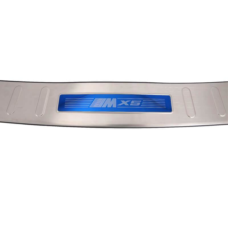 Rear trim strip - NINTE