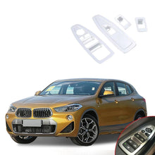Load image into Gallery viewer, Ninte BMW X2 2018 4 PCS Style Window Lift Switch Frame Trim - NINTE