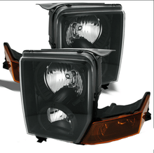 Load image into Gallery viewer, NINTE Headlight For 06-10 Jeep Commander SUV
