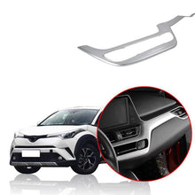 Laden Sie das Bild in den Galerie-Viewer, Toyota C-HR 2017-2019 ABS Matte Center Control Switch Panel Decoration Cover - NINTE
