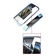 Load image into Gallery viewer, NINTE 2014-2017 Sierra& 2014-2018 Colorado& 2015-2018 Canyon Chrome Tail Gate Door Handle Covers - NINTE