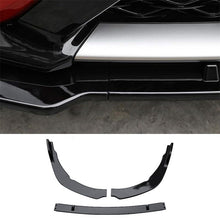 Load image into Gallery viewer, NINTE Toyota Camry Sport SE/XSE 2018-2020 3 PCS Front Bumper Lip Chin Lip Cover Trim - NINTE