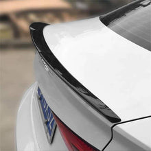 Load image into Gallery viewer, NINTE Audi A3 S3 RS3 Sedan 2013-2019 ABS Carbon Fiber Coating Trunk Spoiler Lip - NINTE