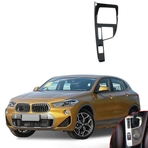 NINTE car-styling Car gear trim cover Car accessories For BMW X2 2018 - NINTE